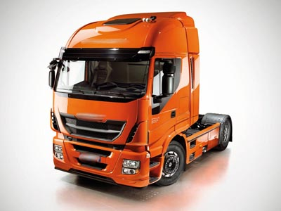 New Stralis Hi Way