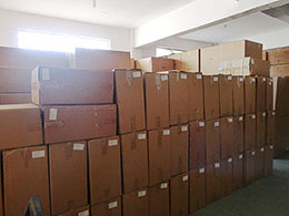 Warehouse of Trustar Auto Parts